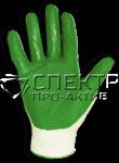 Перчатки латексные ХБ с одинарным латексным покрытием (Китай)