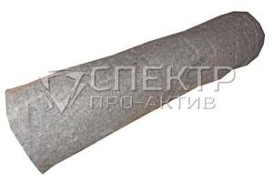 Холстопрошивное полотно (ХПП), Серое, ширина 75 см, плотность 200 гр/м2