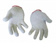 Перчатки ХБ без ПВХ,10 класс вязки, вес 50-52 гр