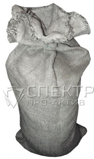 Льняной мешок, размер 56x96 см, плотность 420 гр/м2