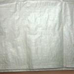 Полипропиленовый, белый (45-50кг), размер 55x105 см (плотный)