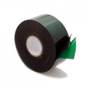 Двухсторонний скотч на вспененной основе (черный), Ширина 50 мм